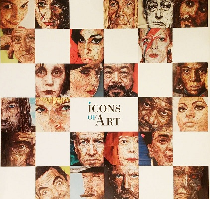 Copertina Icons of art Pordenone