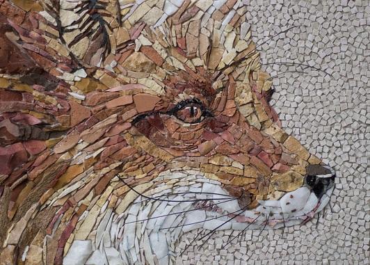 Mosaico DeboraOperaPrimoPremio
