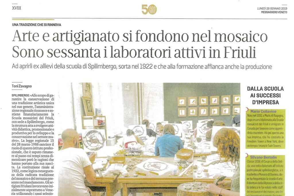 Messaggero Veneto 02-19 SMF