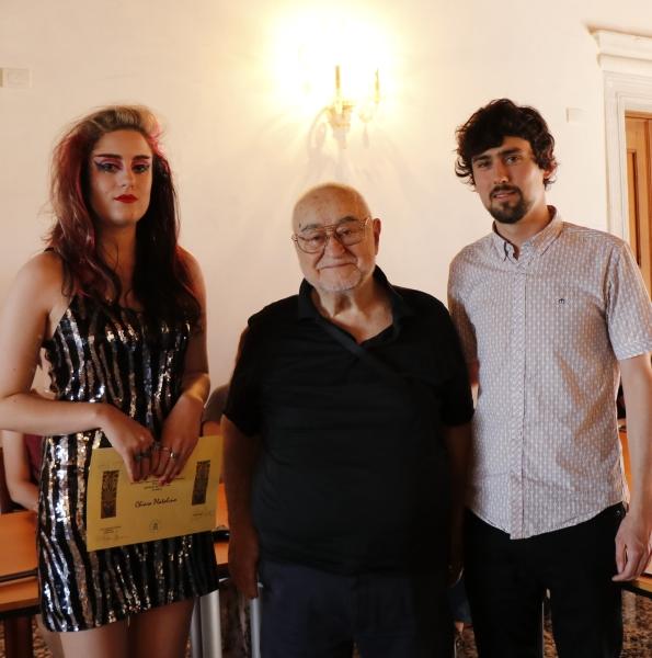 Consegna Premio Ronzat 2019