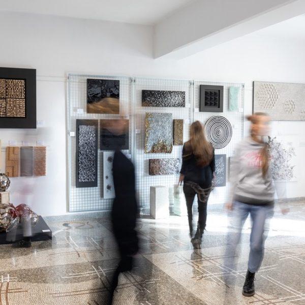 foto sala Il mosaico e oltre