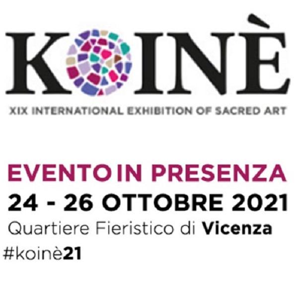 logo fiera Koine 2021